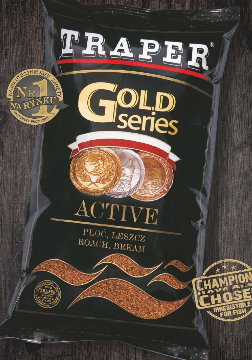 traper gold groundbait