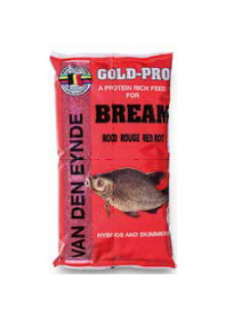gold pro red